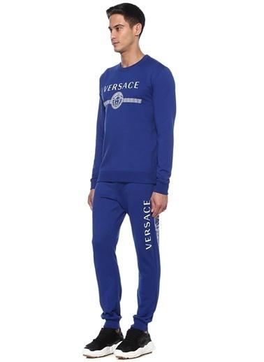 Versace Sweatshirt Mavi